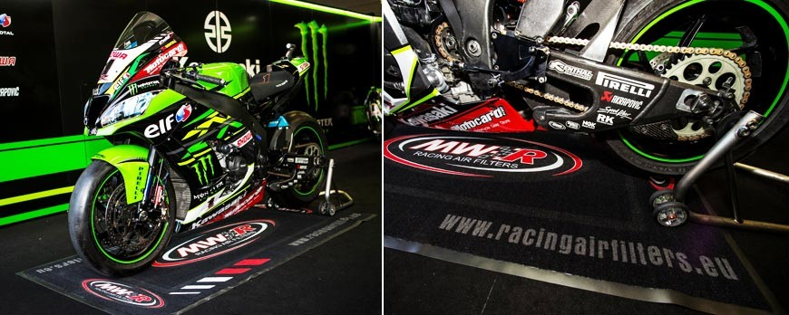 MWR Air Filters and Euro Racing: the great champions who have chosen us
