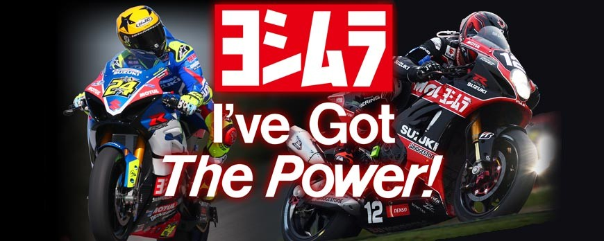 Yoshimura and Euro Racing, two special Suzuki GSX-R 1000 / Rs for great riders