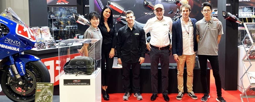 Eicma 2019: Thank you for coming to see us!