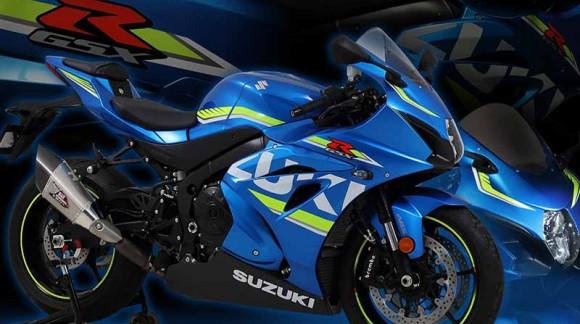 Novità 2018: la Suzuki GSX-R 1000/R 2017-2018
